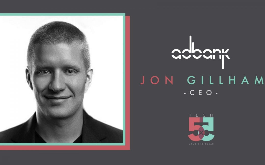 Tech 5×5: Jon Gillham
