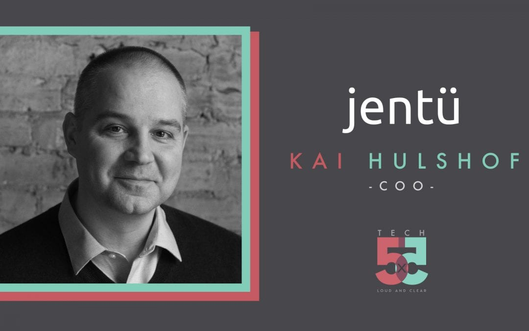 Tech 5×5: Kai Hulshof