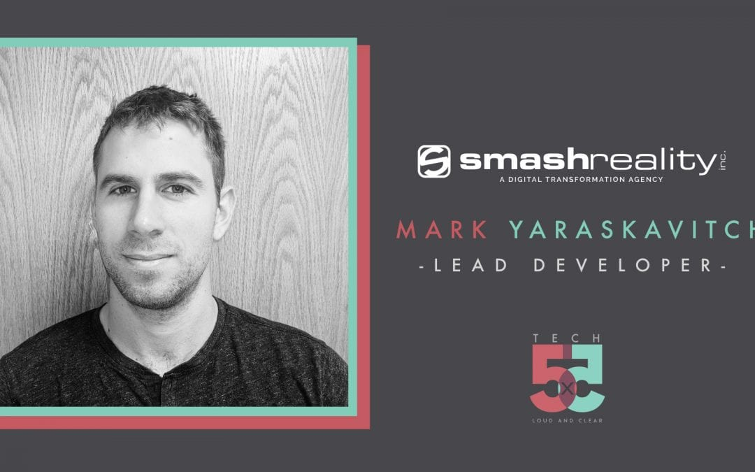 Tech 5×5: Mark Yaraskavitch