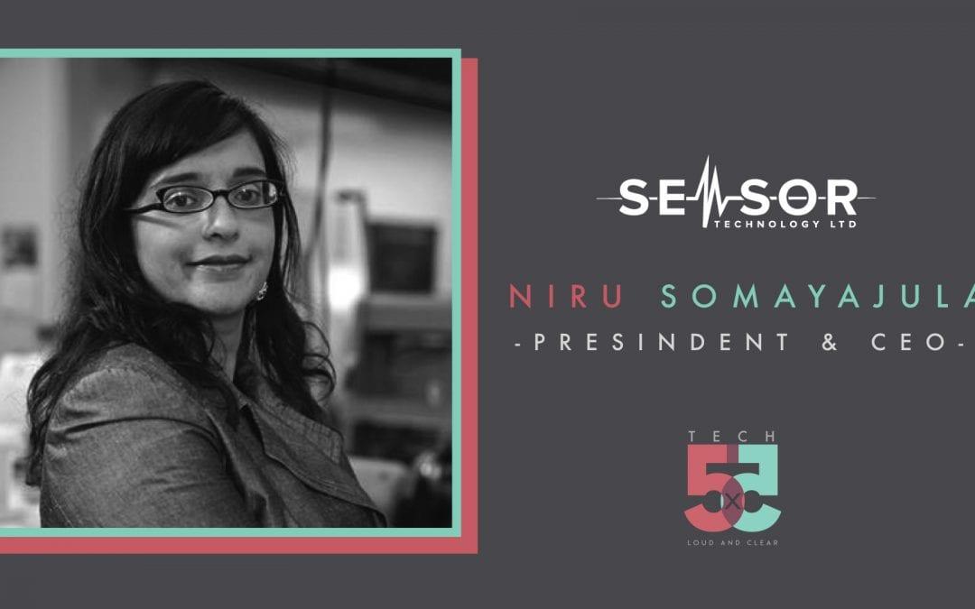 Tech 5×5: Niru Somayajula