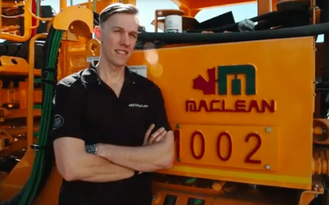 Patrick Marshall: MacLean Engineering
