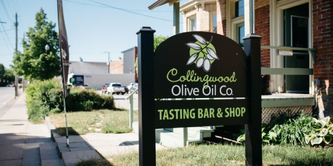 Collingwood Olive Oil Invests in Customer Service